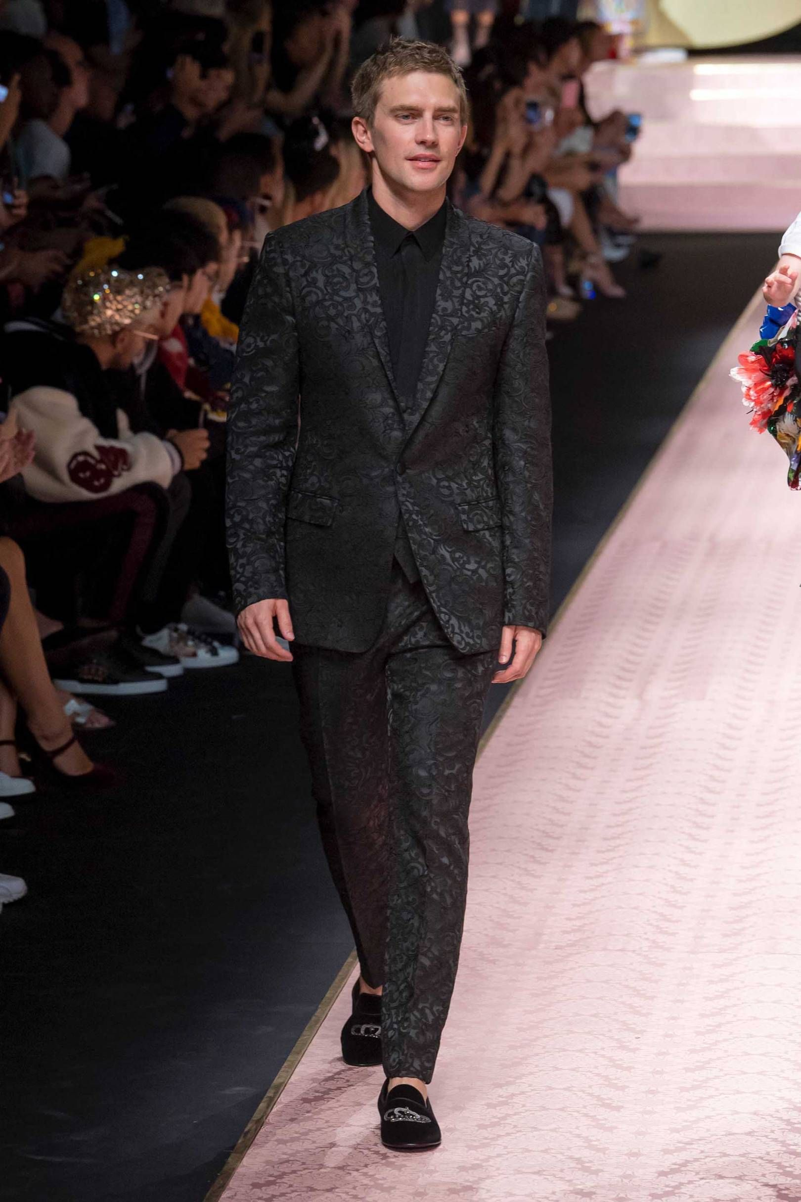 Dolce Gabbana Spring Summer 2019 Ready To Wear Catwalk Men