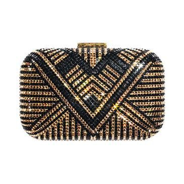 94fc08039 clutch | Black & Gold | Pinterest | Bolsa vintage, Bolsinhas e ...