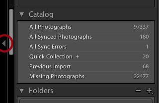 Lightroom sync errors