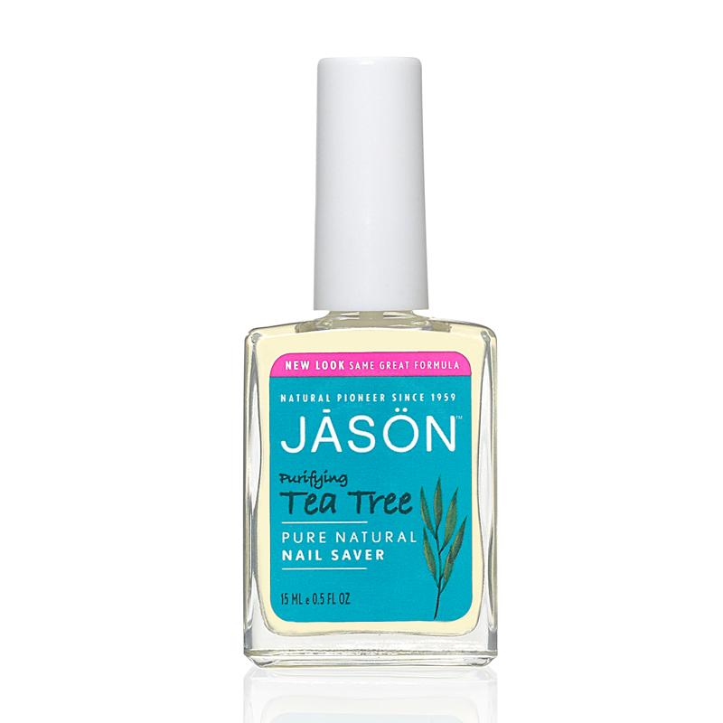 JASON Purifying Tea Tree Pure Natural Nail Saver 15ml