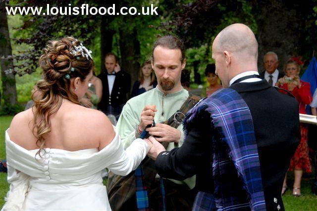 scottish outdoor wedding ideas   Scottish wedding