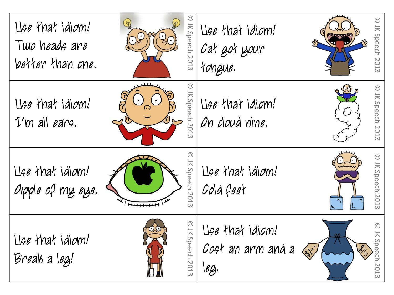 Idioms With Pictures Google Search Education Reading