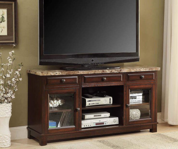 52 Faux Marble Tv Stand At Big Lots Big Lots Furniture Affordable Living Room Furniture Fireplace Tv Stand