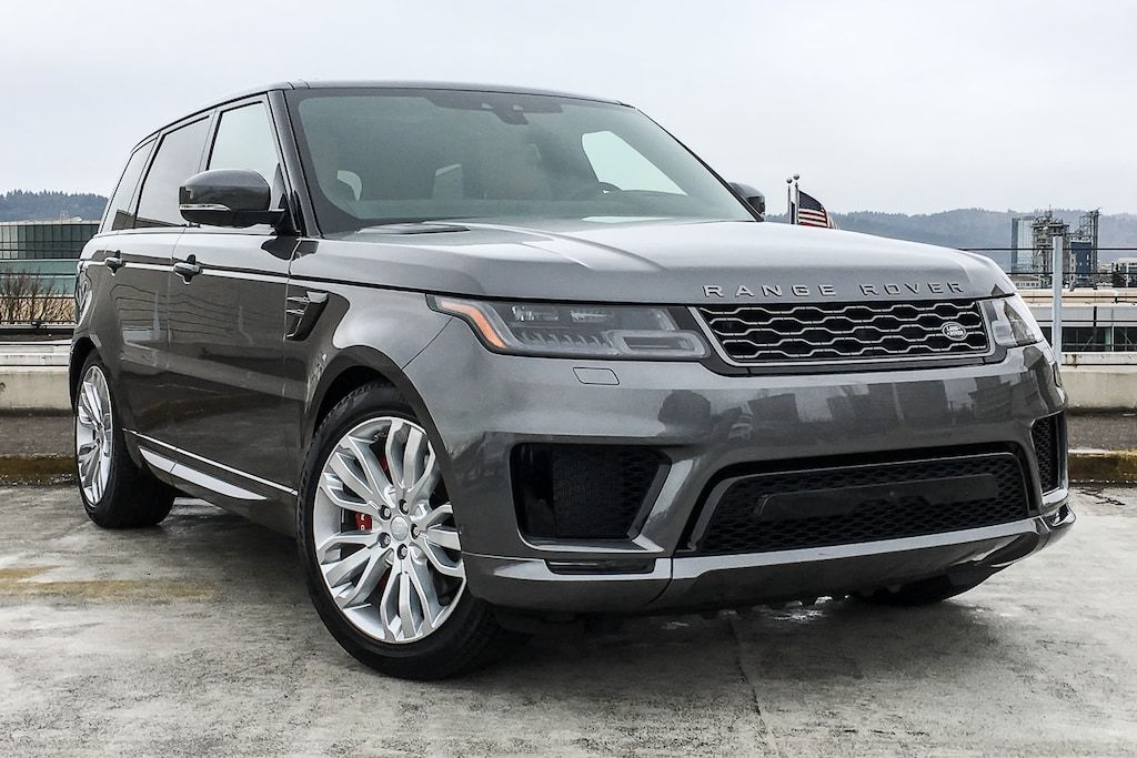 New 2018 Land Rover Range Rover Sport For Sale Portland OR