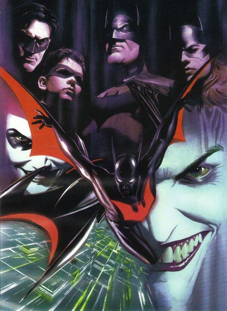 Pin by Jack Robertson on Imágenes Chidas de DC | Alex ross ...