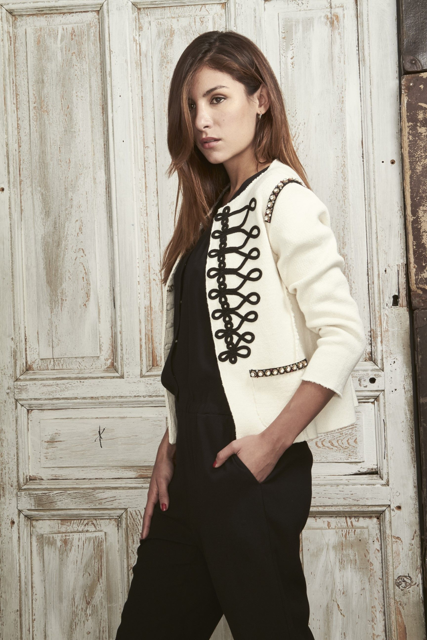 CHAQUETA DE PUNTO BY THE EXTREME COLLECTION  1257f278476a