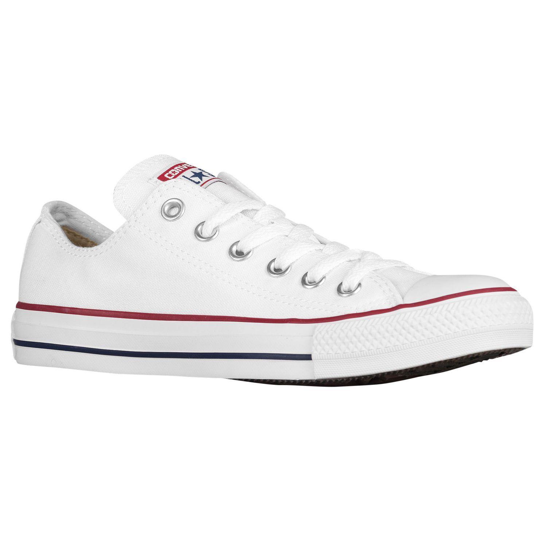 Converse All Star Ox - Boys' Grade School - Basketball - Shoes - Optical  White