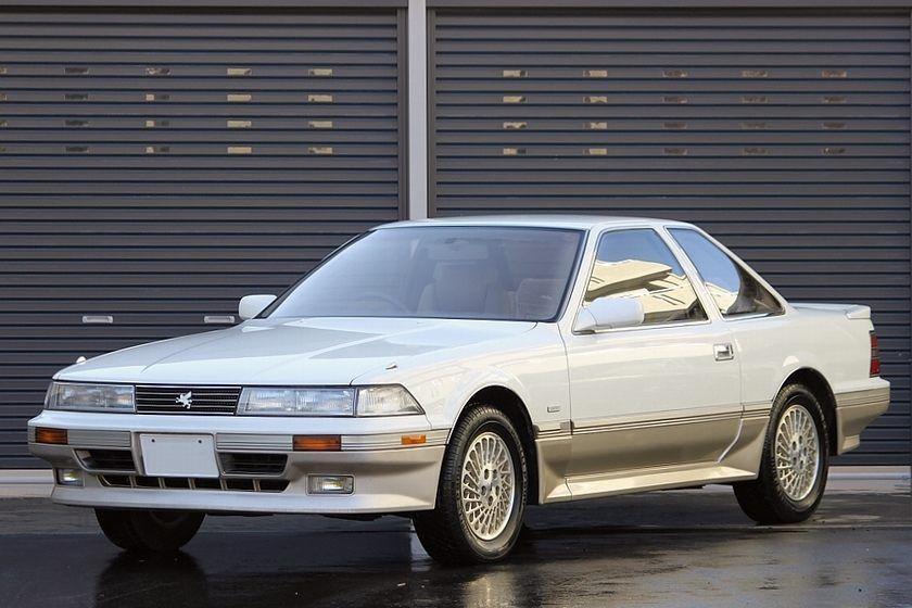 1990 Toyota Mz21 Soarer 3 0gt Limited 24h クリスタルホワイト