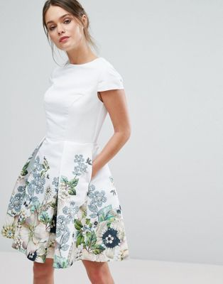 dc576d60aaa3 Ted Baker Yvetta Skater Dress in 2019 | Fashion Wish list | Ted ...
