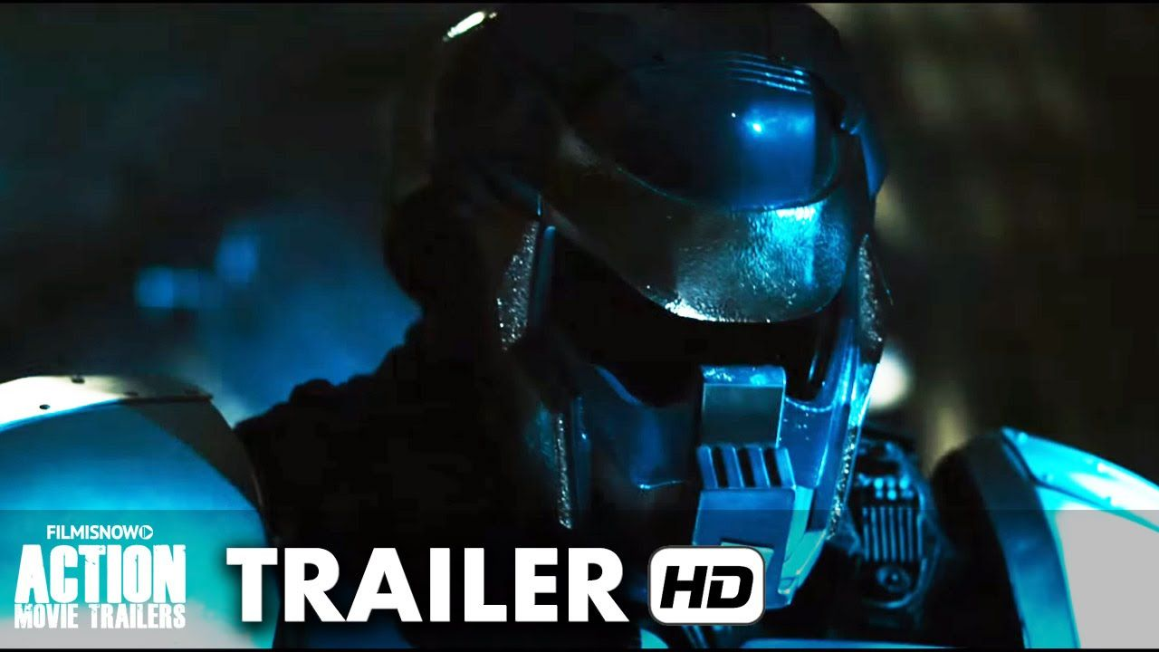 WEAPONIZED Official Trailer - Sci-Fi Actioner [HD ...