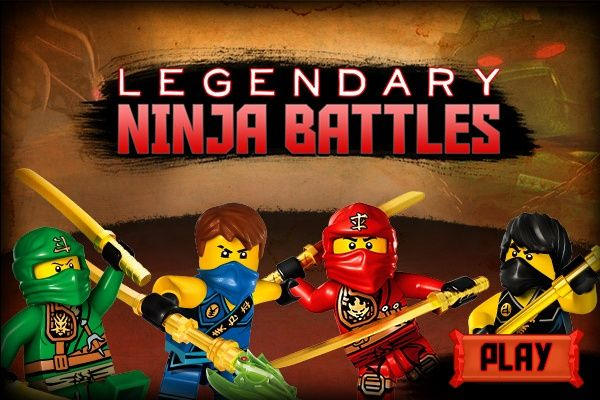 Legendary Ninja Battles Hacked-Free Game Online | Drugo Non Balla ...
