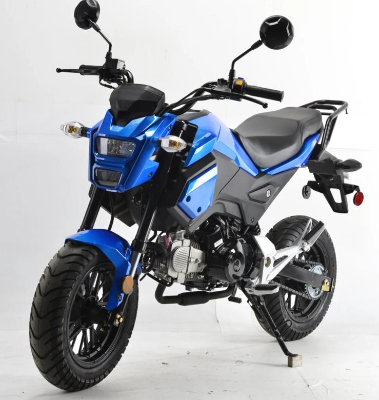 125cc Honda Grom Clone Vader 125cc Motorcycle Cheap Motorcycle In 2020 Honda Grom Honda 125cc Bike Motorcycle