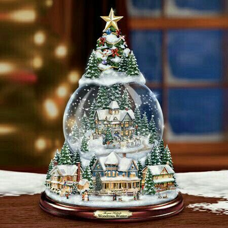 Pin by Brecca McNeil on Christmas is Snow Globes Pinterest
