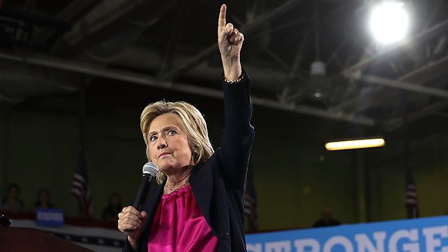 #National poll: Clinton up by 9 points - The Hill (blog): The Hill (blog) National poll: Clinton up by 9 points The Hill (blog) In a…