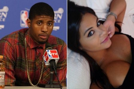 Ex-Stripper Slaps Indiana Pacers' Star Paul George With Paternity Suit (details) : Old School Hip Hop Radio Station, Online Radio Station, News And Gossip