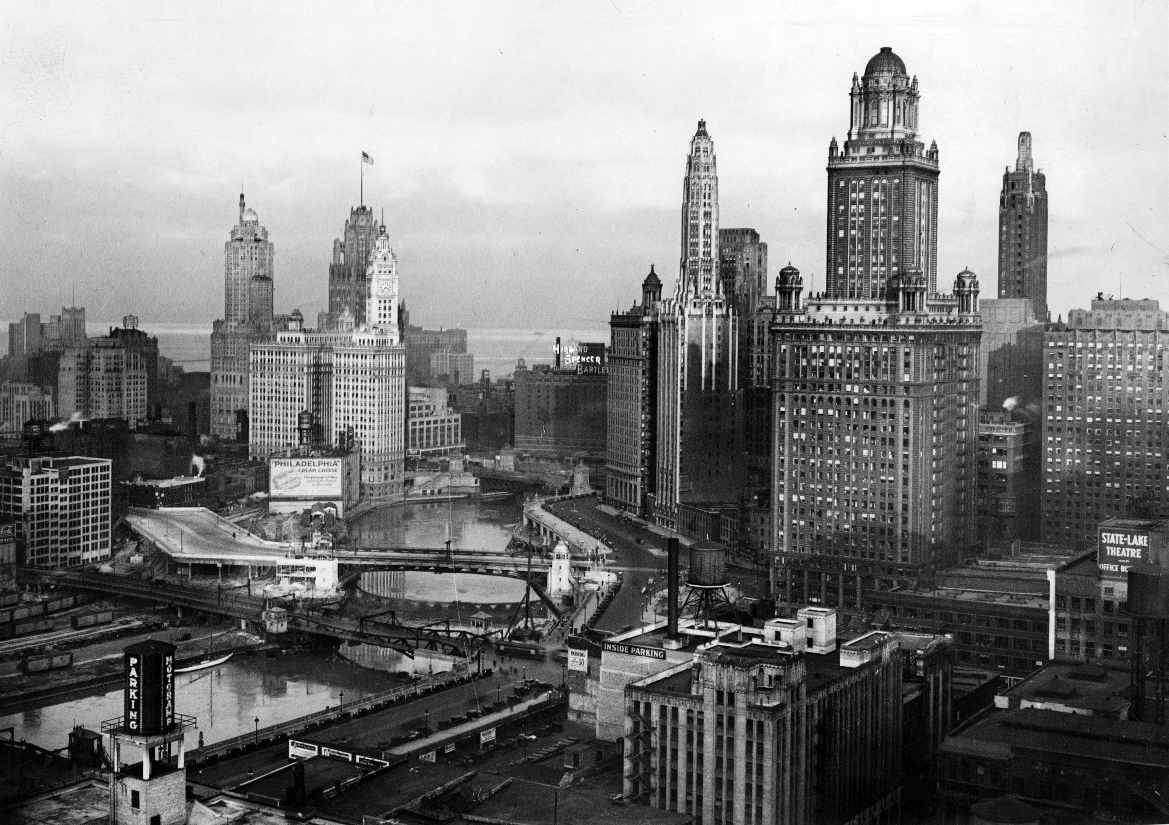 New York architecture 1920s – A New Yorker State of Mind |Museum New York Skyline 1920