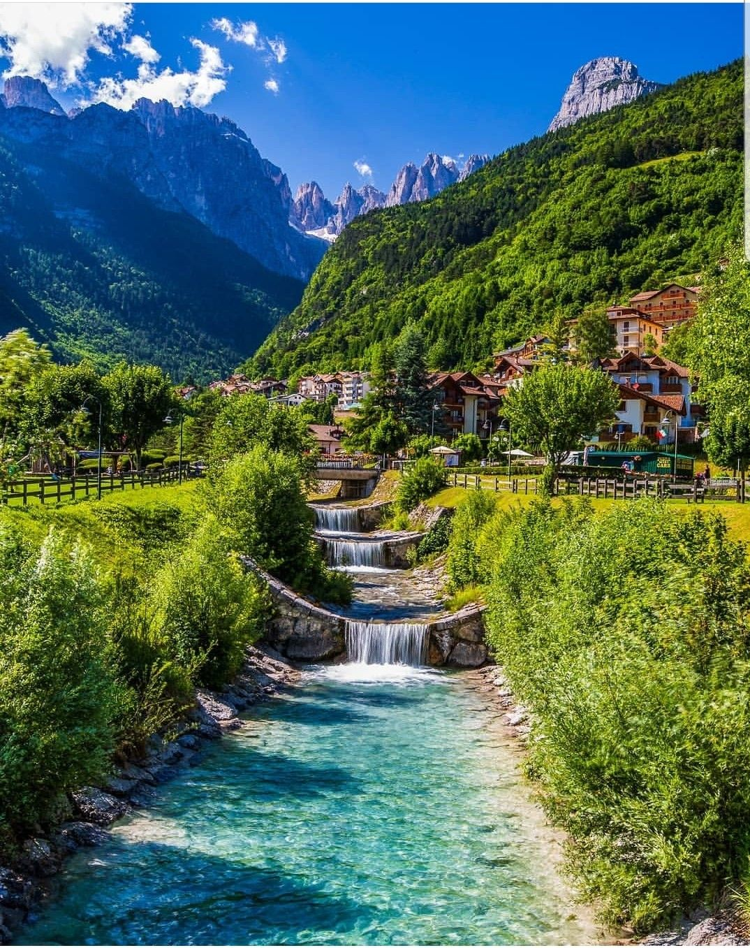 Molveno Camping Molveno Italy Travel Inspiration In 2019 Travel Nature
