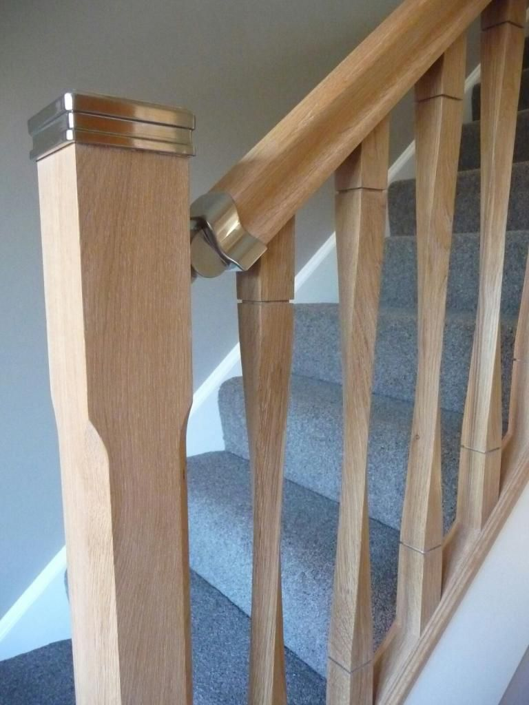 Best Oak Ash Hemlock Pine Contemporary Raymond Twist Stair 400 x 300