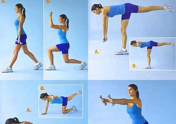Yoga para adelgazar caderas rellenas