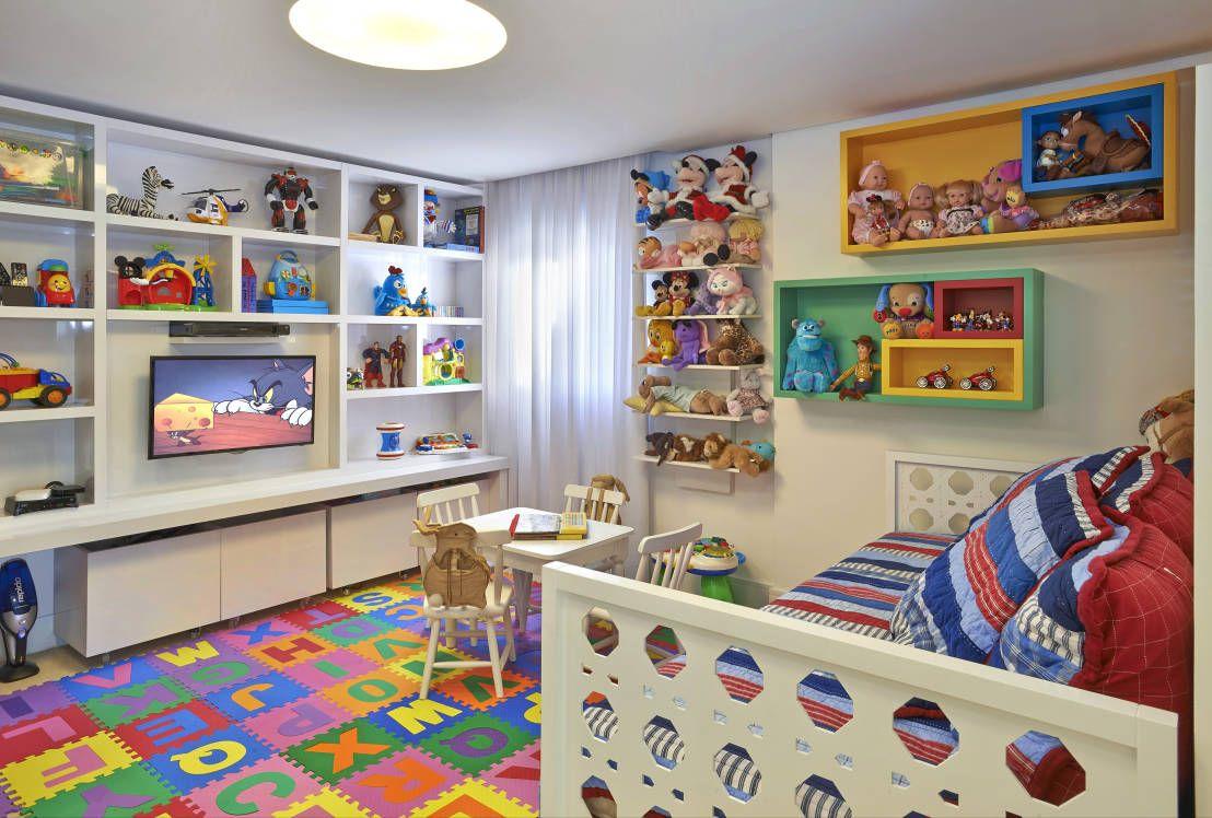 Dormitorios infantiles modernos de juliana goulart - Dormitorios infantiles modernos ...