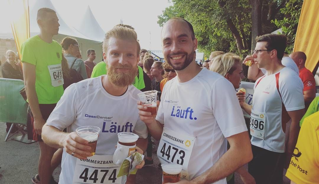 #DeskCenterSolutions #läuft #sales #development #firmenlauf #run #team #finish #finished #iloveleipzig #hypezig