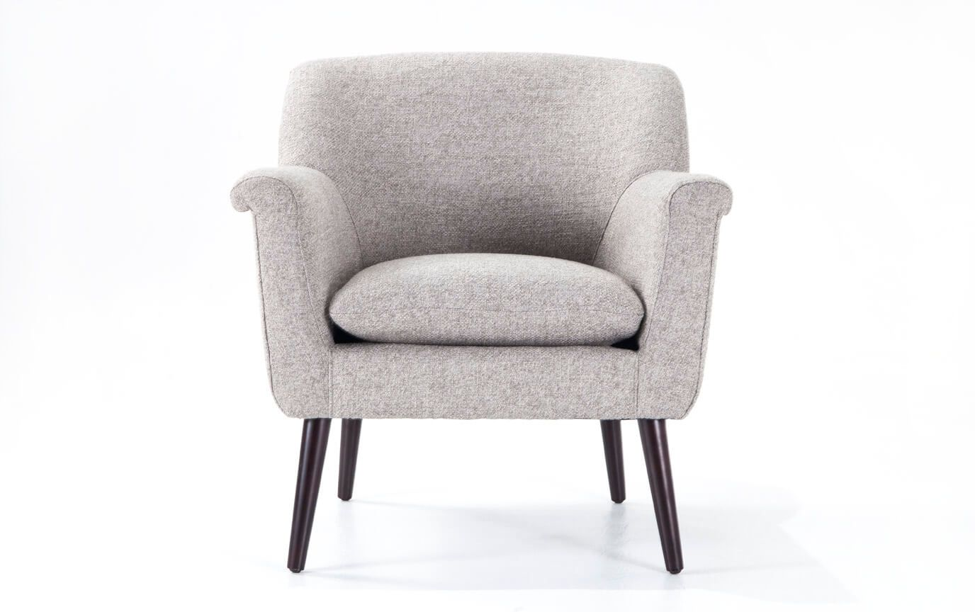 reece accent chair client family room accent chairs chair grey rh pinterest com
