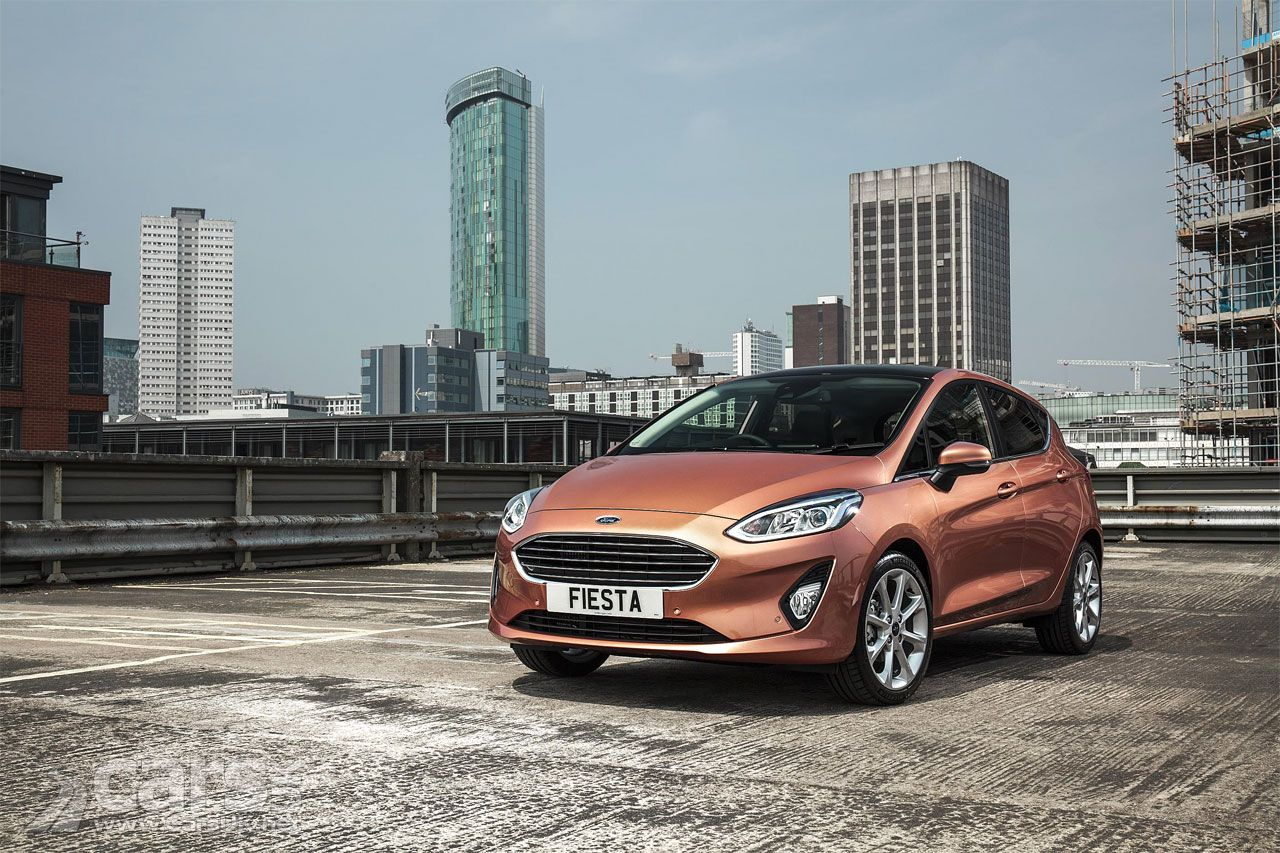 the new 2017 ford fiesta is now arriving in ford s uk dealers which rh pinterest nz