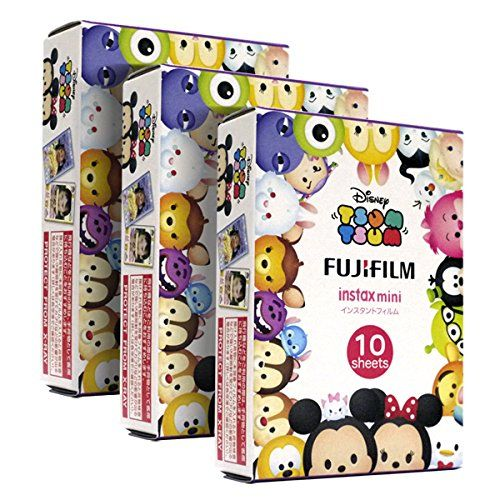Fujifilm Instax Mini Tsum 30 Film For Fuji 7s 8 25 50s 90 300 Instant