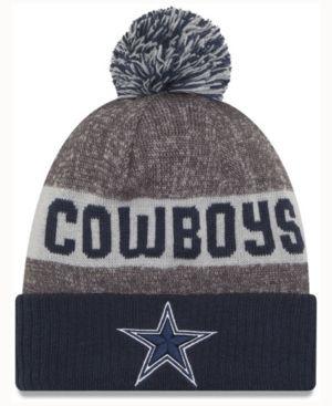 ae99e6aa New Era Kids' Dallas Cowboys Sport Knit - Blue Adjustable | Products