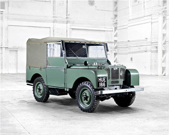 land rover 1 motorwelt automobil fahrzeuge und oldtimer. Black Bedroom Furniture Sets. Home Design Ideas
