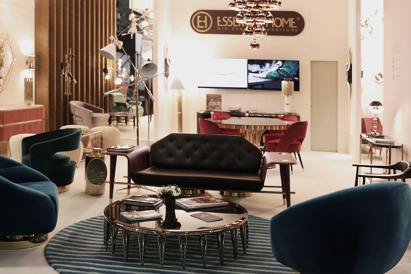 Curtis Sofa midcentury modern lounge piece at