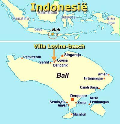 Ligging van vakantie huis villa lovina beach bali indonesie bali ligging van vakantie huis villa lovina beach bali indonesie altavistaventures Gallery