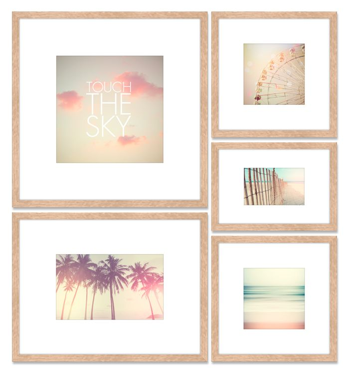 deco pastel cadre decoration inspiration tendance style rose wall art tableau. Black Bedroom Furniture Sets. Home Design Ideas