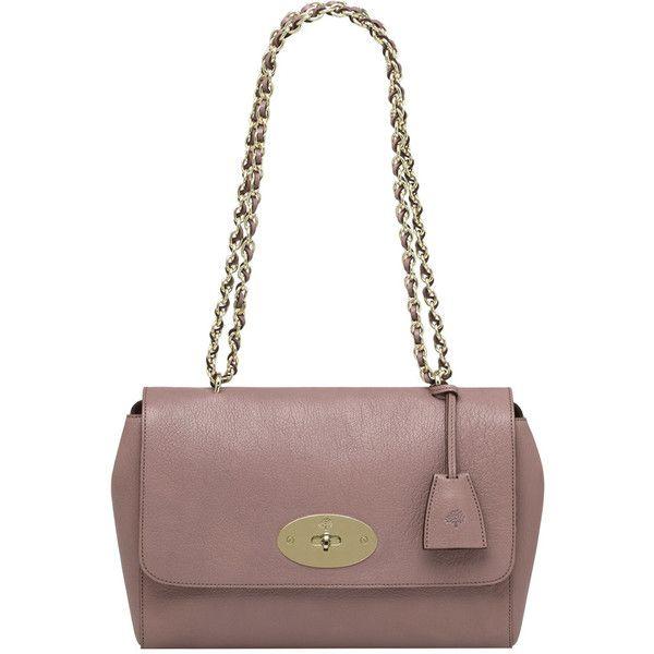 c70347ead69b Medium Lily Dark Blush Glossy Goat Leather ( 1