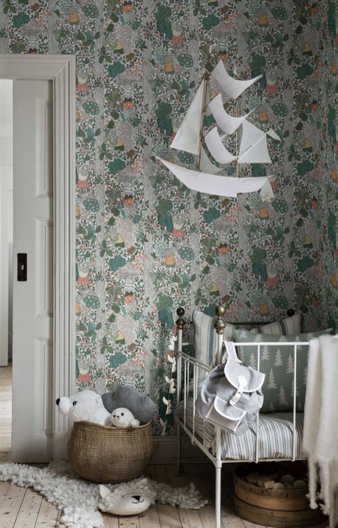 gorgeous | kid bed/playroom | Pinterest | Chambre enfant, Papier