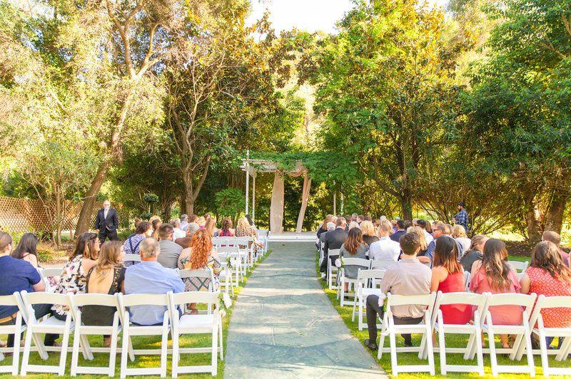 Wedgewood Weddings Redwood Canyon Castro Valley