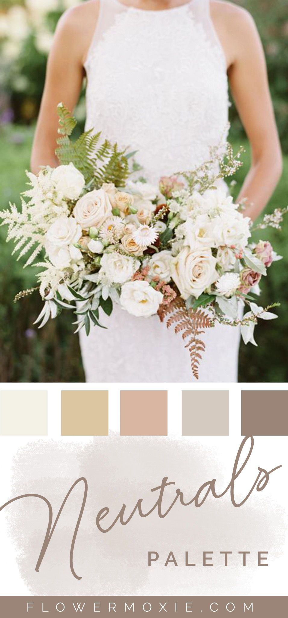 Get Inspired By Our Wedding Flower Packages Mix Match Flowers To Achieve The Look You Wan Bulk Wedding Flowers Online Wedding Flowers Diy Bridesmaid Bouquet
