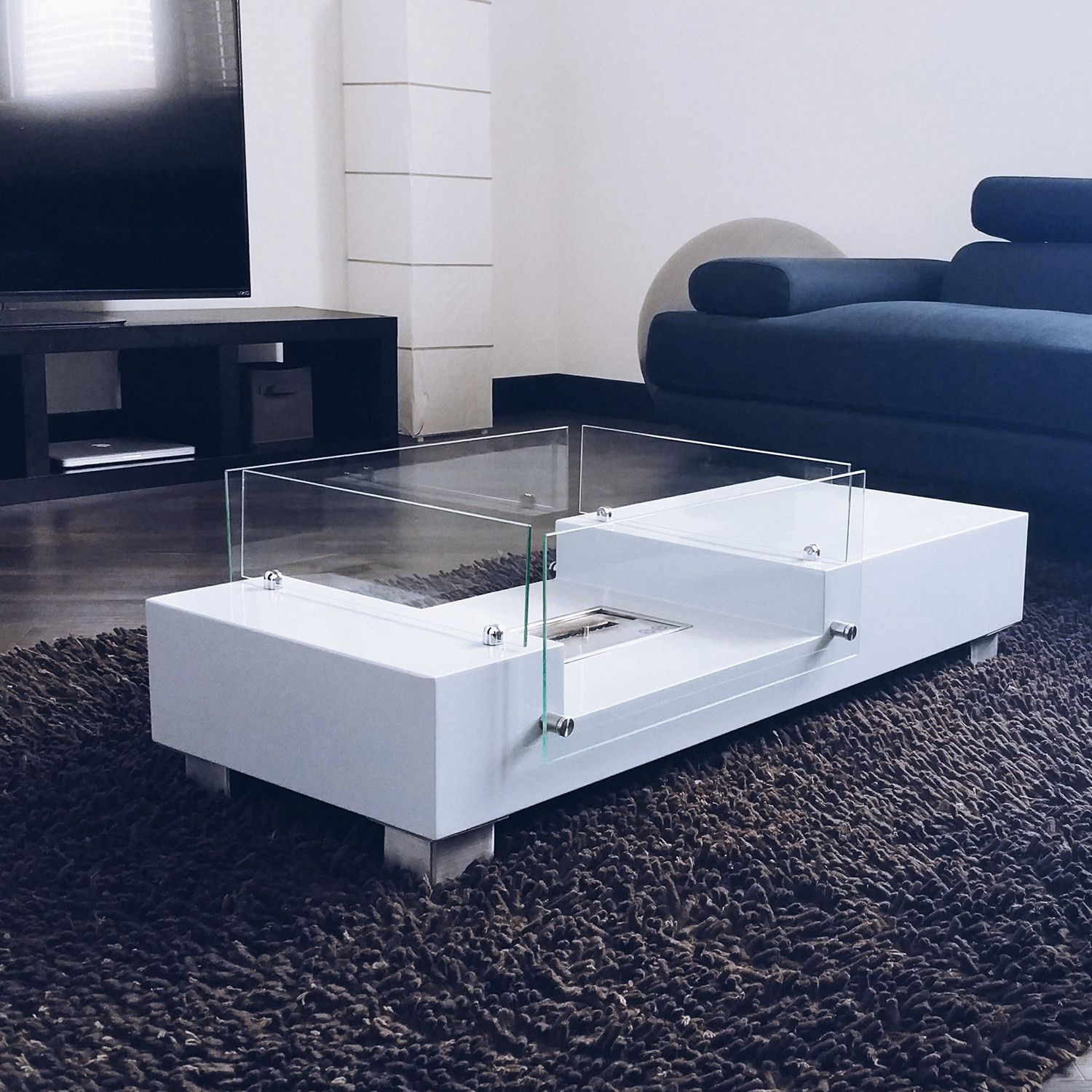 Fireplace Coffee Table Coffee Table Table Home Decor