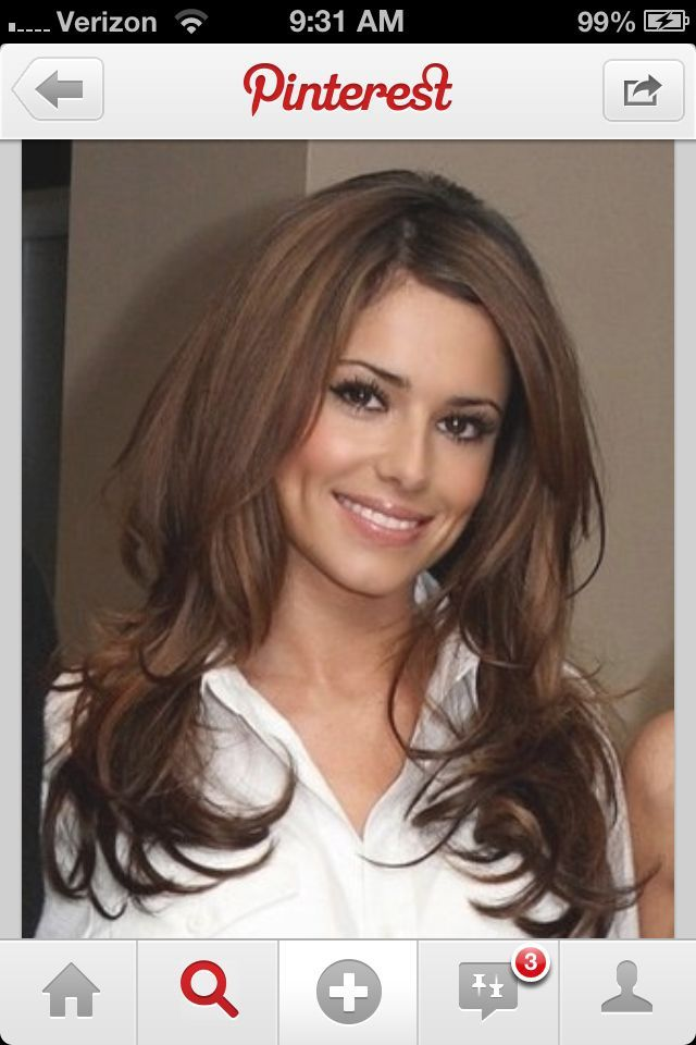 Subtle Highlights For Dark Brown Hair Google Search Hair Styles