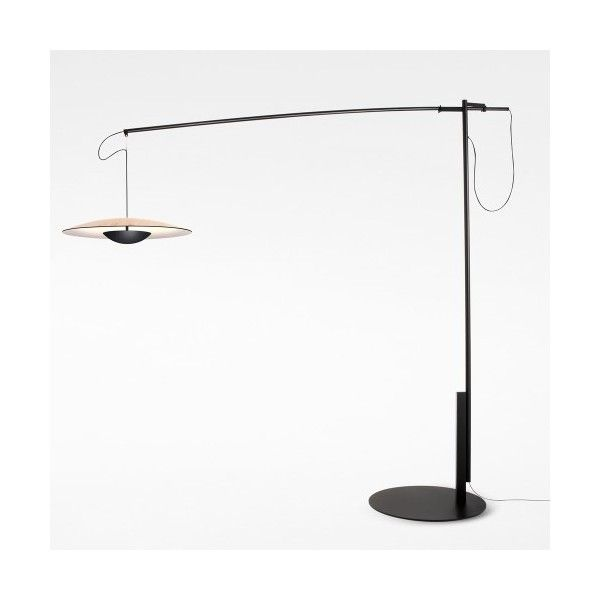 Marset Ginger Xxl 60 Led Floor Lamp ($4,163) ❤ Liked On Polyvore Featuring  Home