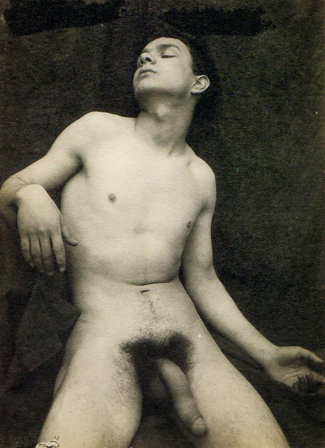 Vintage Male Erotica Il Serpente - By Vincenzo Galdi -7314