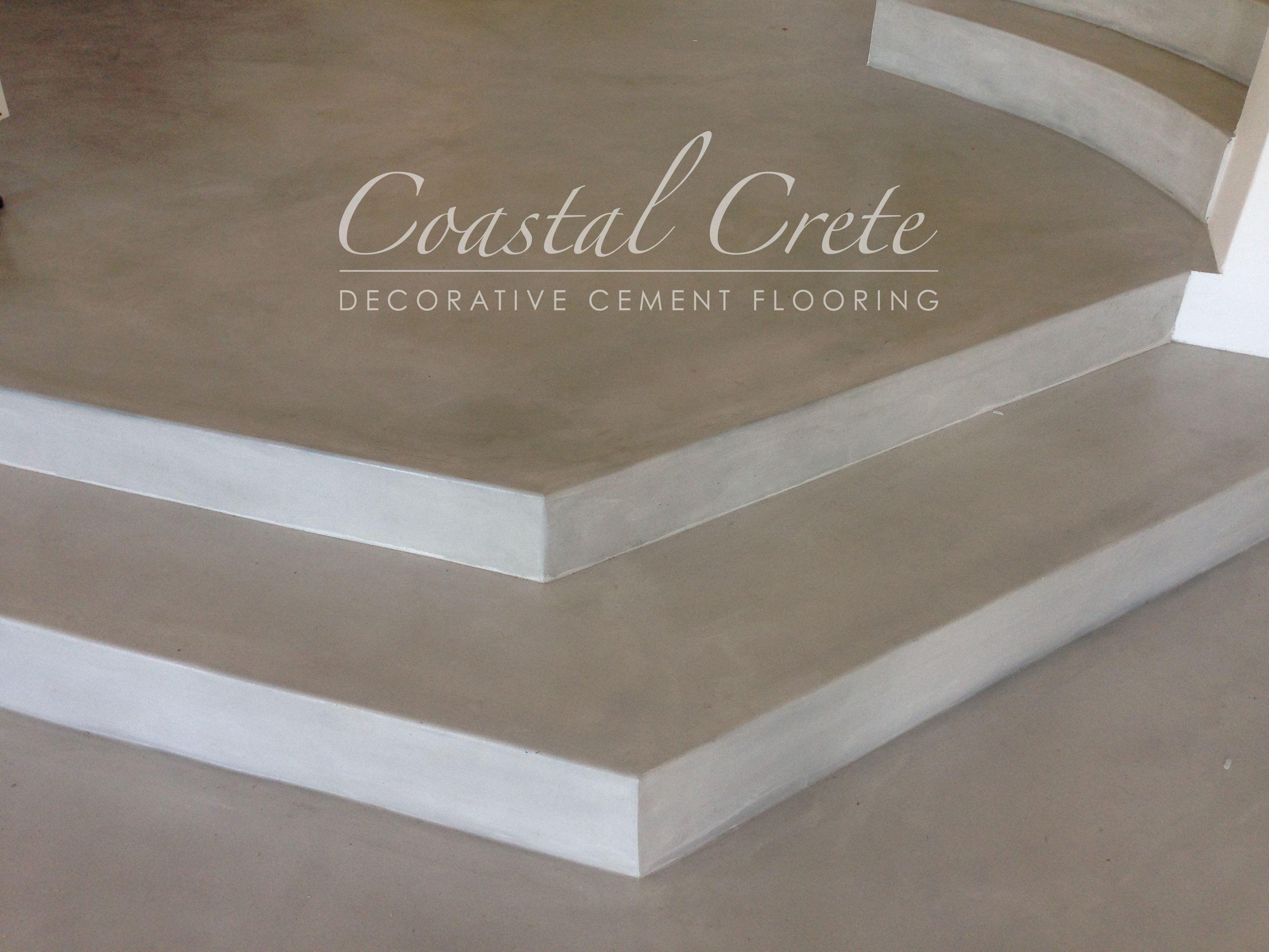Screeding Bathroom Floor Coastal Crete Flooring Colour Screed Flooring Smooth