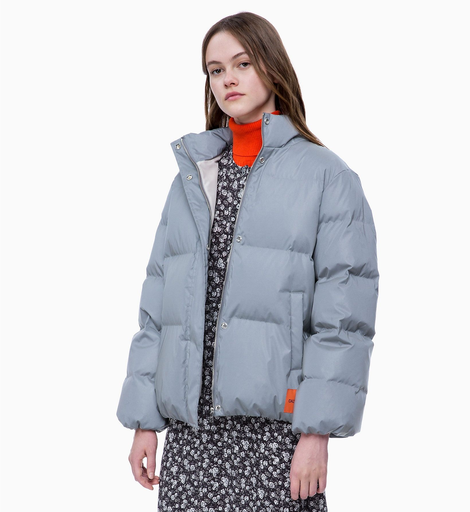 Calvin Klein Veste Doudoune Reflechissante En Duvet A 269 9 Love The Brands Jackets Calvin Klein Puffer Jackets [ 1786 x 1640 Pixel ]