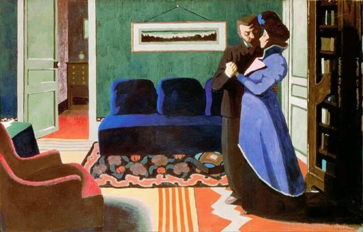 l Art Félix Edouard Vallotton