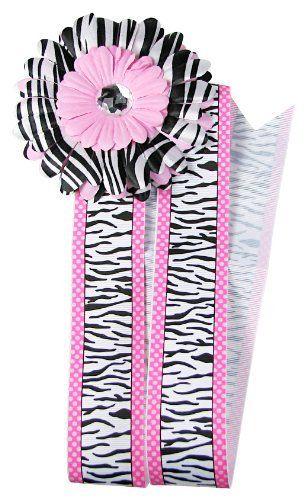 "HipGirl Girls 36"" Daisy Hair Bow Holder with 2 Free Pinwheel Bows. In Gift Box HipGirl. $8.99"