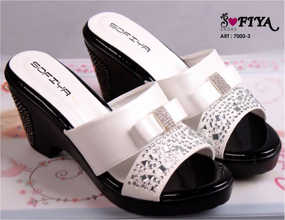 Kode 929 A13154 Warna Cream N Black Tinggi 5cm Size 36 40 Harga