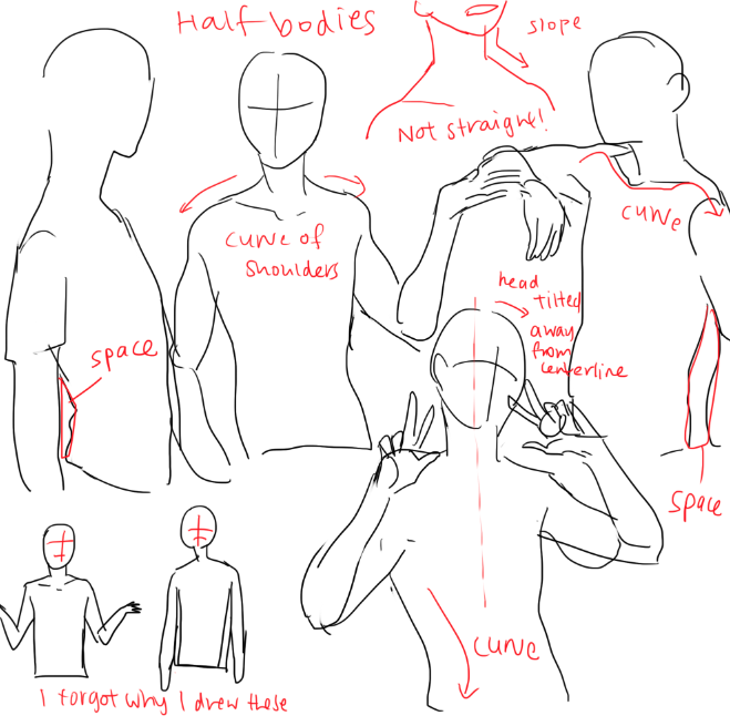 Almost As Cool As U In 2019 Drawing Reference Anatomy