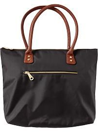 c69730f55fc Women s Zip-Pocket Totes   New Clothes For Me   Pinterest   Bags ...