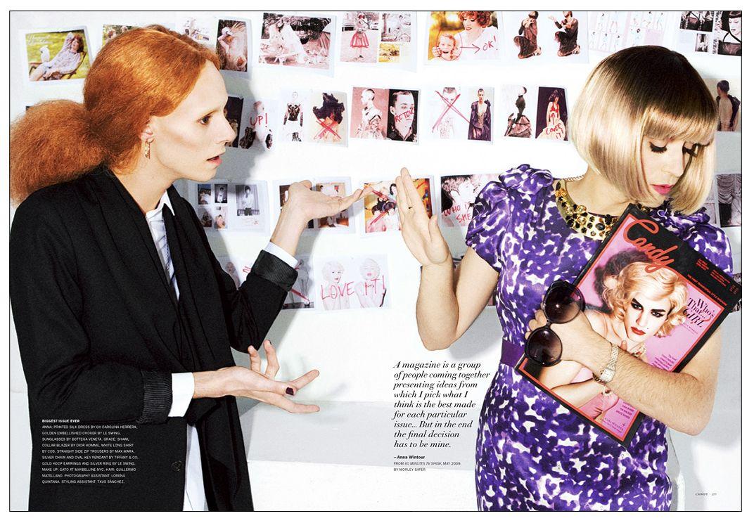 GRACE, A MEMOIR: IL LIBRO DELLA ROSSA PIÙ FAMOSA DELLA MODA.  #Vogue #Fashion #books