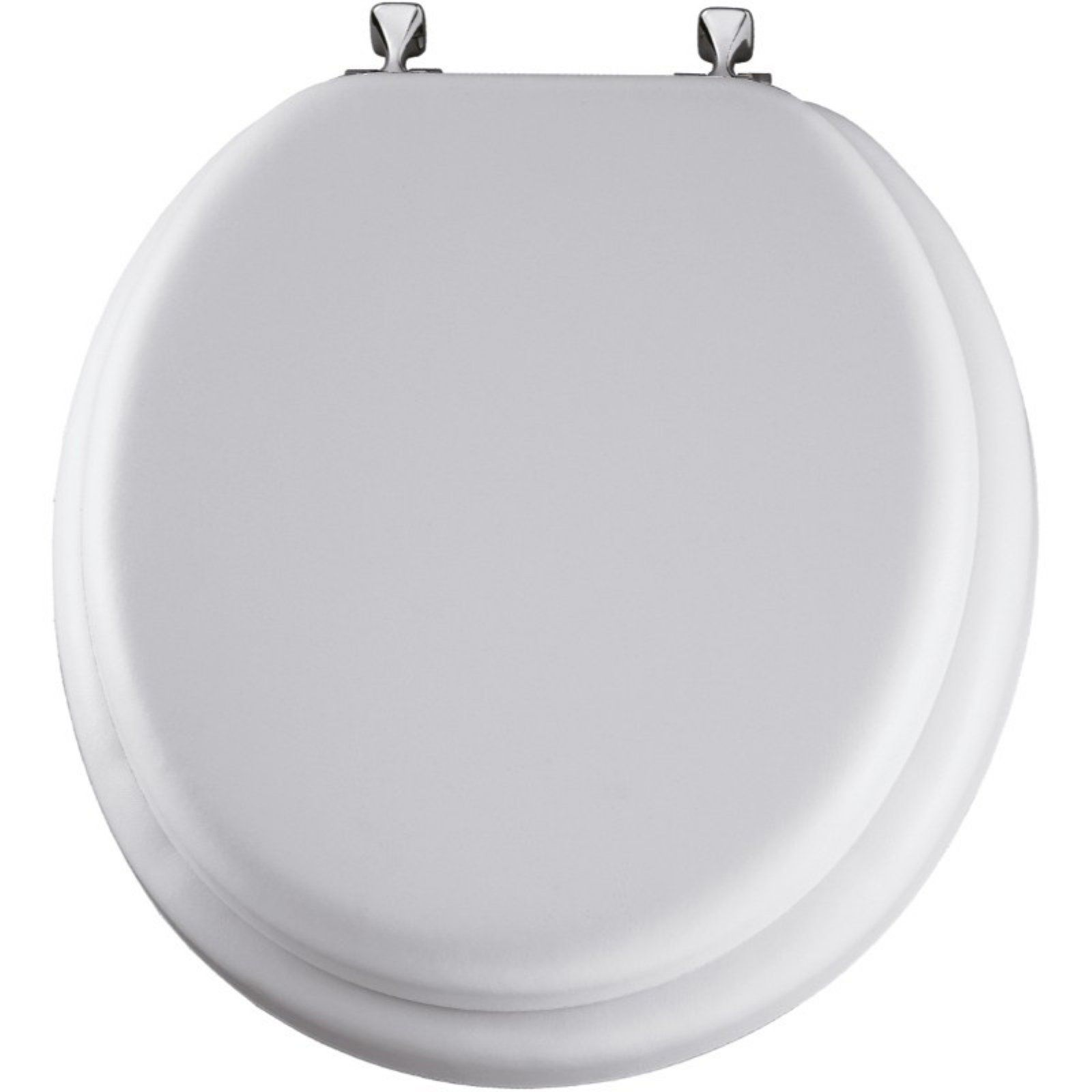 Mayfair Bemis 13cp 000 Round Deluxe Soft Toilet Seat